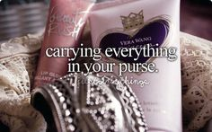 in my huge handbags if course, i carry my life with me everywhere :)