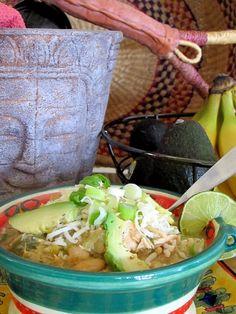 Spicy Crockpot Chicken White Bean Chili - Perfect for Cinco de Mayo