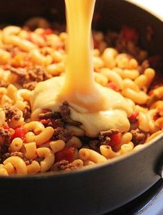 One of the best Tex-Mex macaroni dishes I've ever made! So easy and delicious you will be making this weekly!