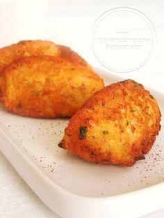 Crocchette di Cavolfiore e Paprika dolce