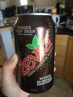 Zevia Ginger Root Beer 6/10 uniqueness