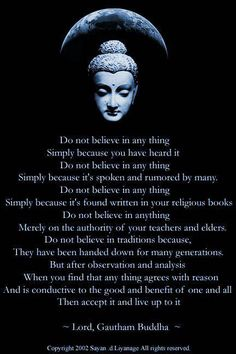 The wisdom of Siddhartha
