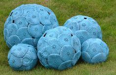 Coccolithophores - Ceramic Forms