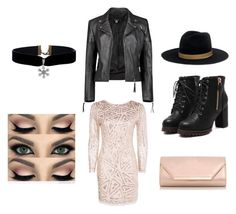 """Party"" by joanne-jkmn on Polyvore featuring Boohoo, Janessa Leone and Dorothy Perkins"