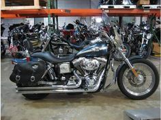 2003 Dyna Low Rider in gunmetal pearl Dyna Low Rider, Motorcycles For Sale, Harley Davidson, Wheels, Pearl, Bike, Facebook, History, Cool Stuff