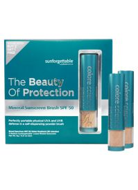 Sunforgettable Mineral Sunscreen Brush SPF 50 Multipack