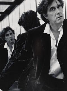 Credit: Bob Carlos Clarke/National Portrait Gallery London Bryan Ferry, 1996