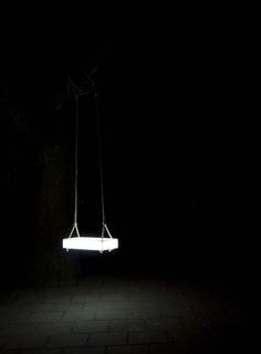 illuminated swing design