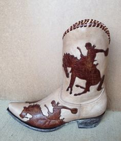 Rivertrail Mercantile - Yippee by Old Gringo Cowboy Up YL091-3, $330.00 (http://www.rivertrailmercantile.com/yippee-by-old-gringo-cowboy-up-yl091-3/)