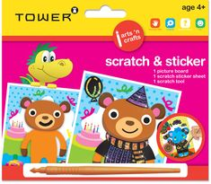 Have fun dressing different characters with black board stickers! Then use the scratch tool to scratch any pattern you want on the stickers! E Craft, Picture Boards, Have Fun, Arts And Crafts, Dressing, Characters, Stickers, Pattern, Kids