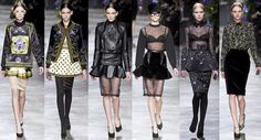 Givenchy Fall/Winter 2011 Collection Paris Fashion Week