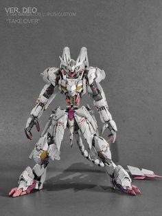 www.pointnet.com.hk - 改裝模型作品 HG 1/144 Gundam Barbatos Lupus