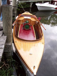 old finned boats | ... interesting juxtaposed with the rocket-like finned boat behind it