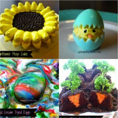 Top Easter Recipes and Crafts!