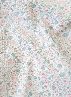 Tissu coton fleurs Tissus fleuris printemps fleur par landofoh