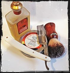 Tuesday's shave was full of Grace