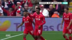 Watch Daniel Sturridge give Liverpool the lead against Borussia Dortmund #LFC #BVB