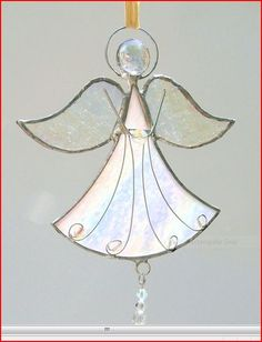 glass angel