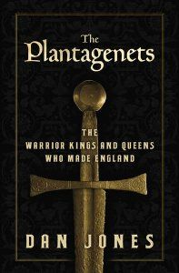 The Plantagenets: The Warrior Kings and Queens Who Made England,,,  I am reading this again   bc