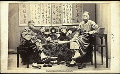 15 Rare Old Photographs of Far Eastern Opium Addicts