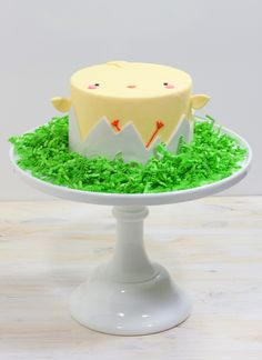 Baby Chick Cake by Whipped Bakeshop, Philadelphia