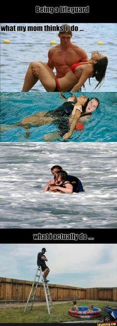 lifeguards reality vs fiction - Google Search