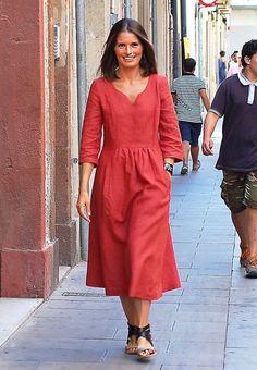 Liesl+Co Cinema Dress