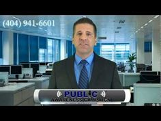 Do you need help running a Public Awareness Campaign?