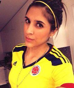La femme de James Rodriguez a peut-être trouvé un job à Madrid - http://www.actusports.fr/115087/femme-james-rodriguez-etre-trouve-job-madrid/