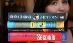Rebecca Reads: April Current Reads