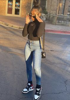 Outfits Source by sudeylcc Dope Outfits outfits Source sudeylcc Cute Comfy Outfits, Komplette Outfits, Chill Outfits, Teen Fashion Outfits, Cute Casual Outfits, Dope Outfits, Retro Outfits, Look Fashion, Outfits With Jordans