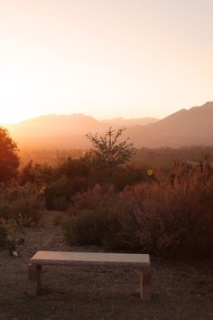 Ojai by @Sweet Thing - one example of the amazing photography in this post