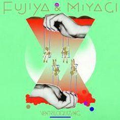 Fujiya And Miyagi - Ventriloquizzing on 180g LP + Download (Backordered)