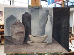 Eigen werk Canvas, Painting, Tela, Painting Art, Canvases, Paintings, Painted Canvas, Burlap