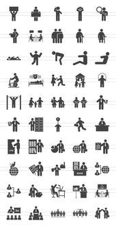 50 Humans Glyph Icons #Standing#Man#Chatting#Friends - #Glyph #Humans #icons #StandingManChattingFriends Certificate Holder, Degree Holder, Human Icon, Glyph Icon, Online Work, Glyphs, Vector Icons, Mobile App, Presentation