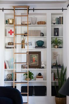 Transforming IKEA furniture — and especially the BILLY bookshelf — has been done before. But when I saw this hack, I was truly impressed. Prepare to have a bunch of superlatives spewed your way, because it's really that good...