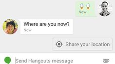 Google's new Hangouts feature is neat, though kind of creepy   Google has unleashed a new Hangouts feature that offers 'smart suggestions' by listening in on your conversations. Buying advice from the leading technology site