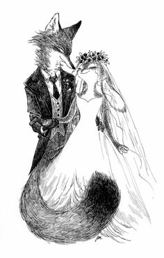 Just married - WildeHopps Zootopia