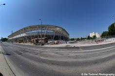 TUDOR  PHOTO  BLOG: Stadionul Nou din Bielsko-Biała Polonia, The New S...