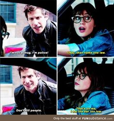 Brooklyn Nine-Nine and New Girl crossover