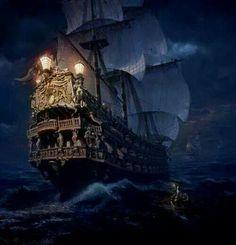 """""""Viento en popa, a toda vela...no corta el mar, si no vuela, un velero bergantin""""..."""
