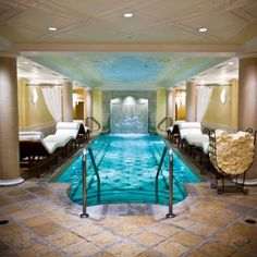 It's a pretty good getaway when you leave with a better understanding of how exercise, nutrition and design influence your health. It's all possible at Destination Kohler in Kohler, Wisconsin, a five-star resort starring the famed Kohler Waters Spa.