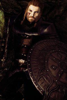 Skyrim Argis the Bulwark