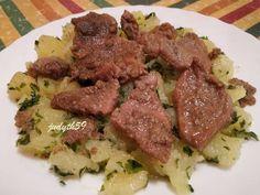 🧡Fokhagymás sertéssült egyszerűen - Jucus módra🧡 Beef, Food, Meat, Essen, Meals, Yemek, Eten, Steak