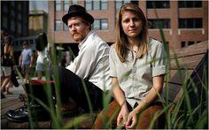 Glen Hansard and Marketa Irglova, they make the most beautiful music