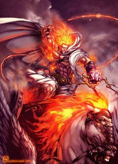 Hélios, deus sol grego