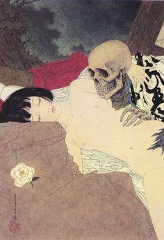 Takato Yamamoto (1960-) - Death and the Maiden