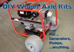 Wheeleez, Inc. | WheelEEZ® low-pressure wheels Coffee Food Truck, Fishing Cart, Large Cooler, Superior Quality, Tool Box, Wheels, Bicycling, Kit, Projects