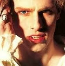 Tom Cruise as Lestat (Interview with thr vampire)