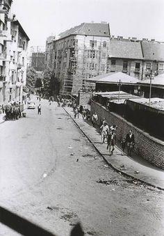 Fény Utcai Piac History Photos, Budapest Hungary, Old Pictures, Historical Photos, Street View, Landscape, World, Travel, Antique Photos